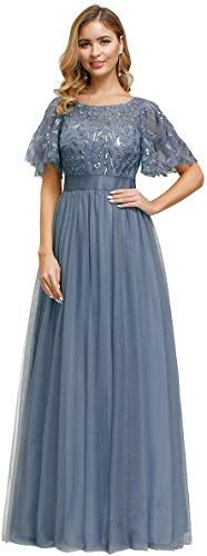Great for Ever-Pretty Women's A-Line Empire Waist Embroidery Evening Prom Dress 0904 Fashion Womens Clothing. [$49.99] alltopratedseller from top store