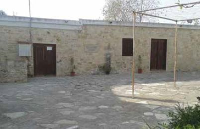 The House Museum of Evagoras Pallikaridis Tsada