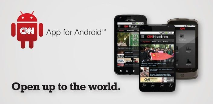 Cnn For Android Phones News S