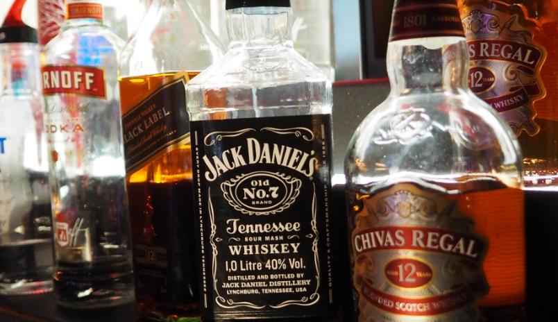 George Dickel Vs Jack Daniels Taste Top Bottles Compared Whiskey Watch Whiskey George Dickel Jack Daniels