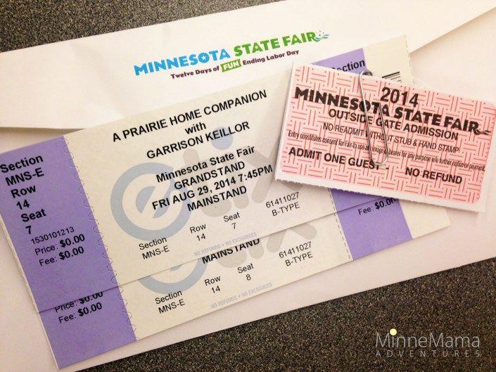 Mn State Fair Sneak Preview A Ticket Package Giveaway Minnesota State Fair State Fair Tickets State Fair