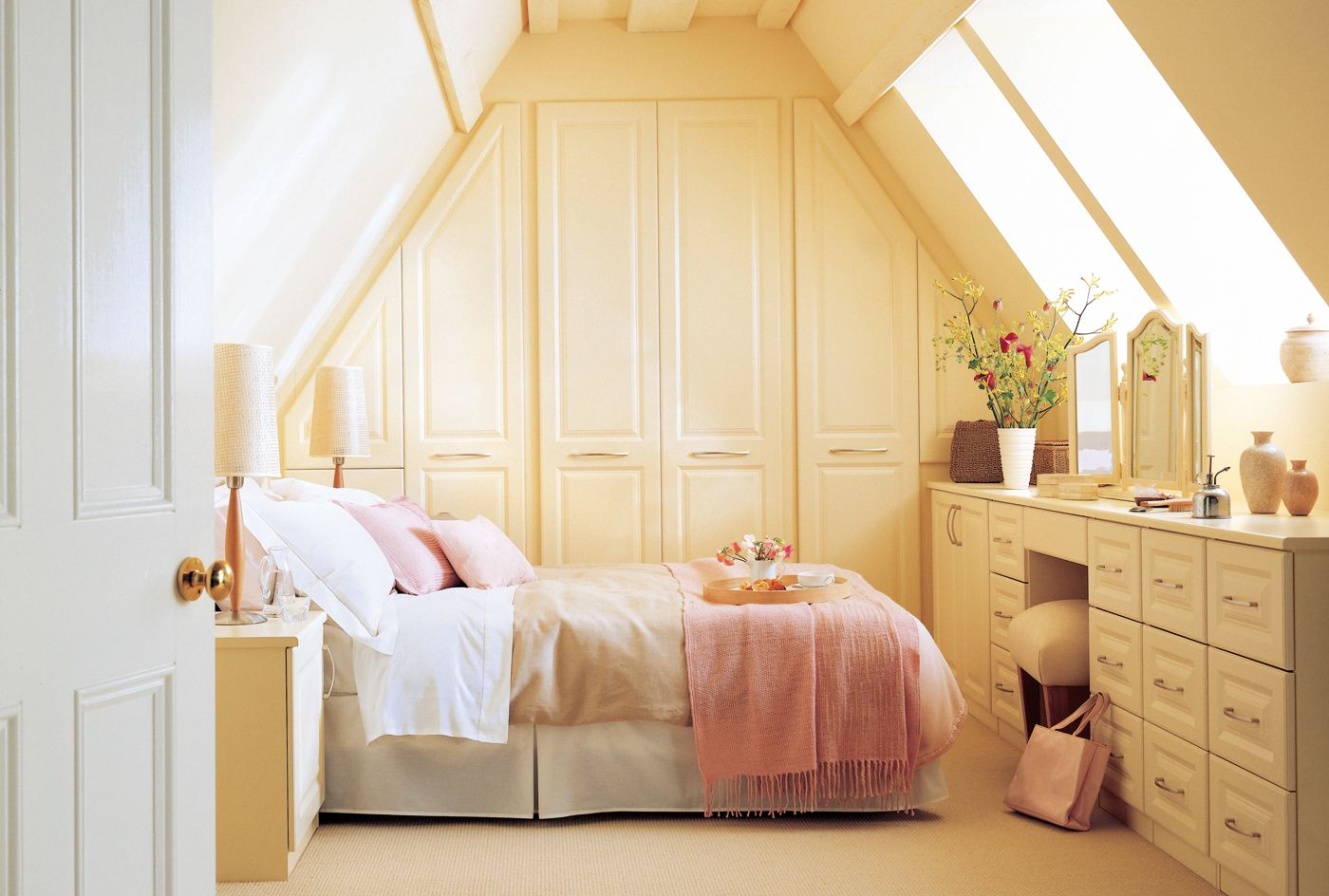 The Sherbourne bedroom range is perfect for bedrooms in the loft ...