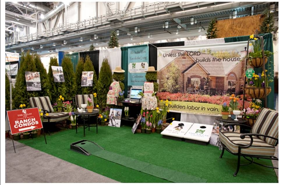 Attractive Grand Rapids Home U0026 Garden Show Booth For Covenant Developments   Ranch  Condos In Grand Rapids Pictures Gallery