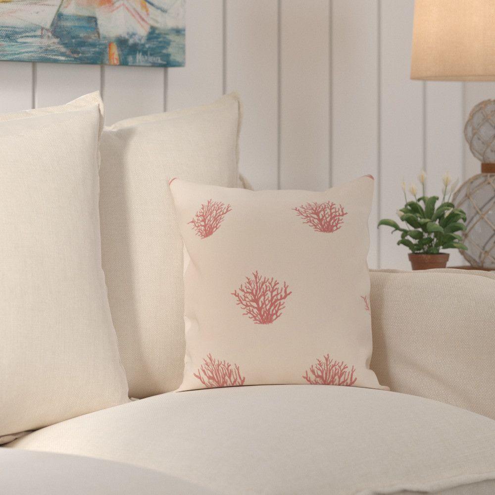 Greenview Throw Pillow