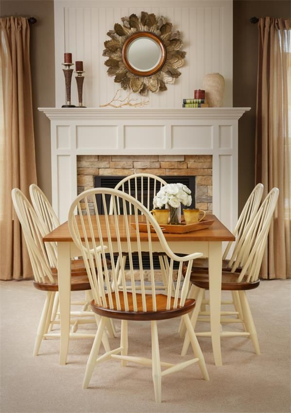 Amish Windsor Chair  Windsor Fc Dining And Room Adorable Design Your Own Dining Room Table Decorating Design
