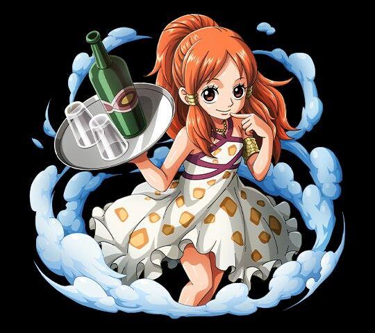 Nami Film Z Anime Manner Piraten Strohhut
