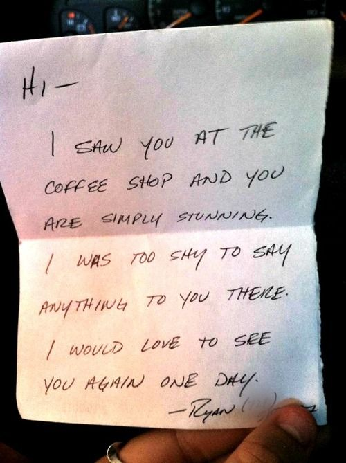 This letter is so cute! I wished I would receive such a letter. #aestheticnotes