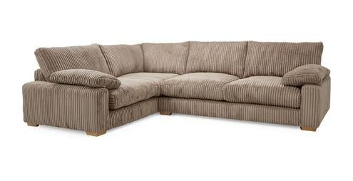Holden Right Hand Facing 3 Seater Corner Sofa Holden Chunky Dfs