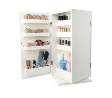 Makeup Organizers: Makeup Storage Made Easy
