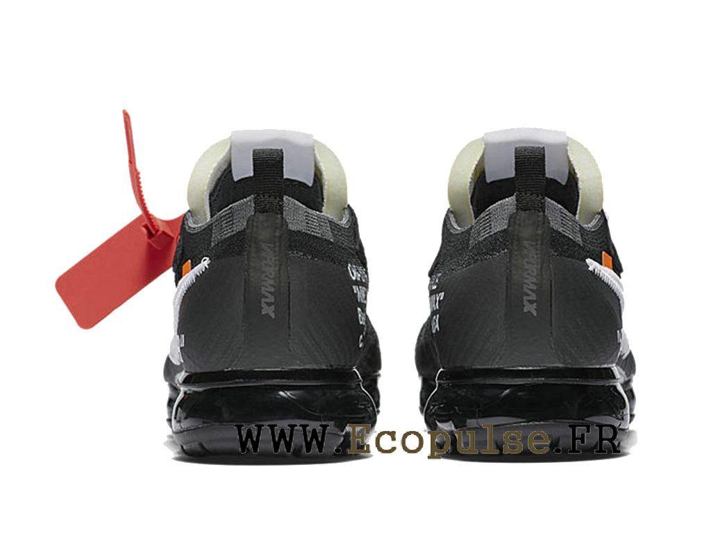 new concept e81b0 fbc54 Off-White X Pré-commande Nouveau 2018 Nike Air VaporMax Pas cher Prix Femme