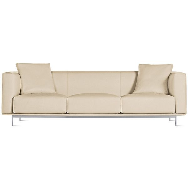 Bilsby Sofa Design Within Reach 6 950 Liked On Polyvore Featuring Home Furniture Sofas Design Within Reach Furnitu Design Within Reach Sofa Sofa Design
