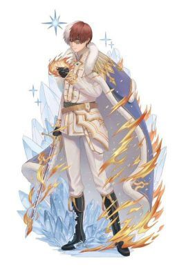 MYSTICALS: The Phoenix// T. Shoto X OC - 『 7 』