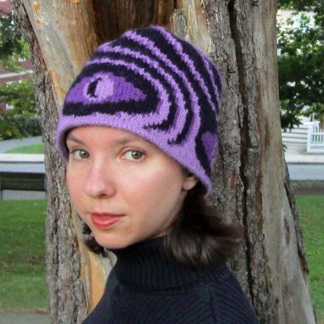 Night Vale Winter Hat Pattern By Ellen Hyde Welcome To Night Vale