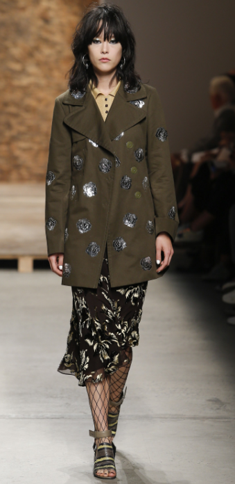 Creatures of the Wind Spring 2016 Ready to Wear