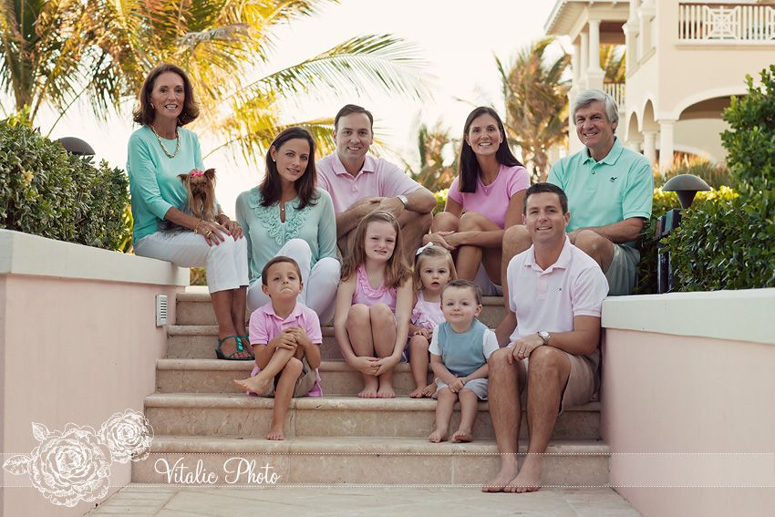 Family Picture Color Schemes