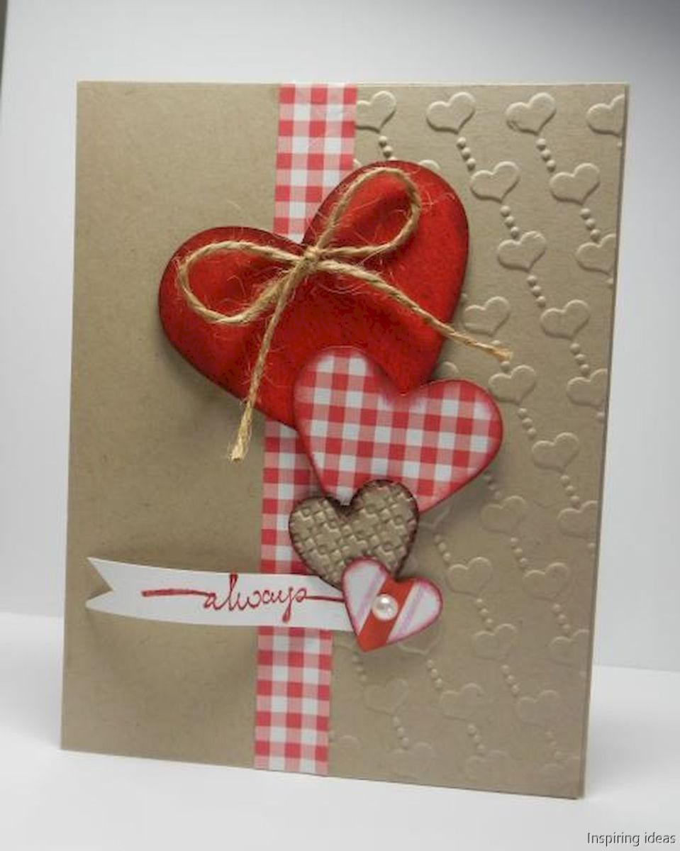 Awesome Valentine Card Ideas To Make Part - 3: 62 Unforgetable Valentine Cards Ideas Homemade