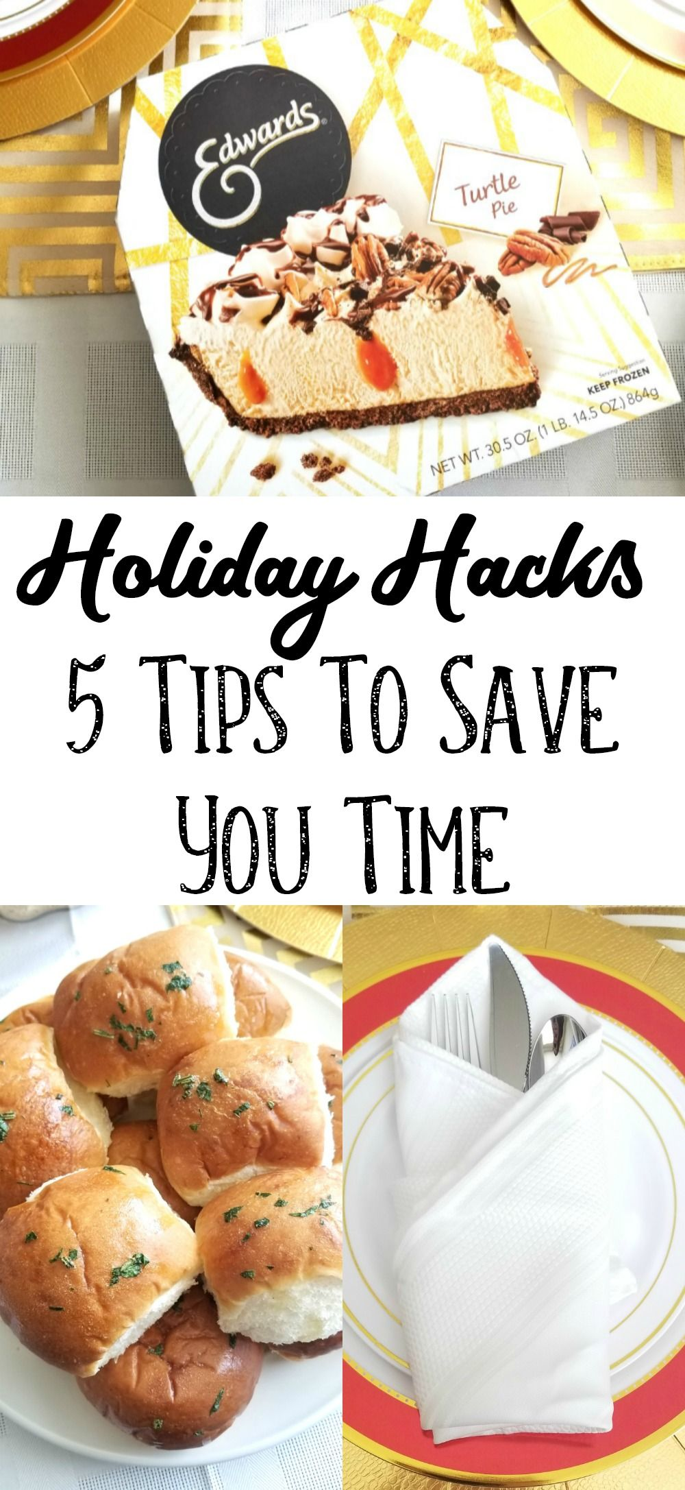 5 Holiday Hacks That Save You Time | Holidays | Pinterest | Holiday ...