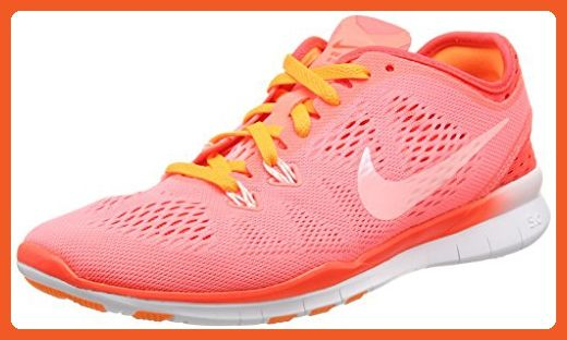 85fc7989dd8 Nike Free 5.0 TR Fit 5 BRTHE Womens Orange Mesh Athletic Lace Up Running  Shoes 6.5 - Athletic shoes for women ( Amazon Partner-Link)