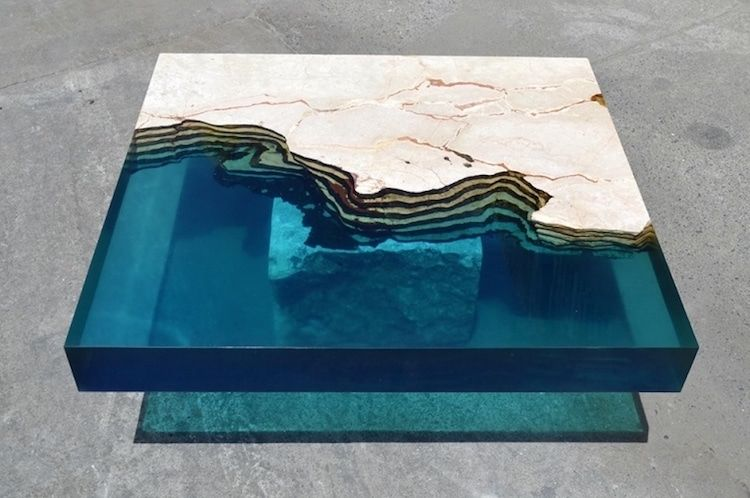 30+ Dazzling Works of Resin Art That Capture the Material's