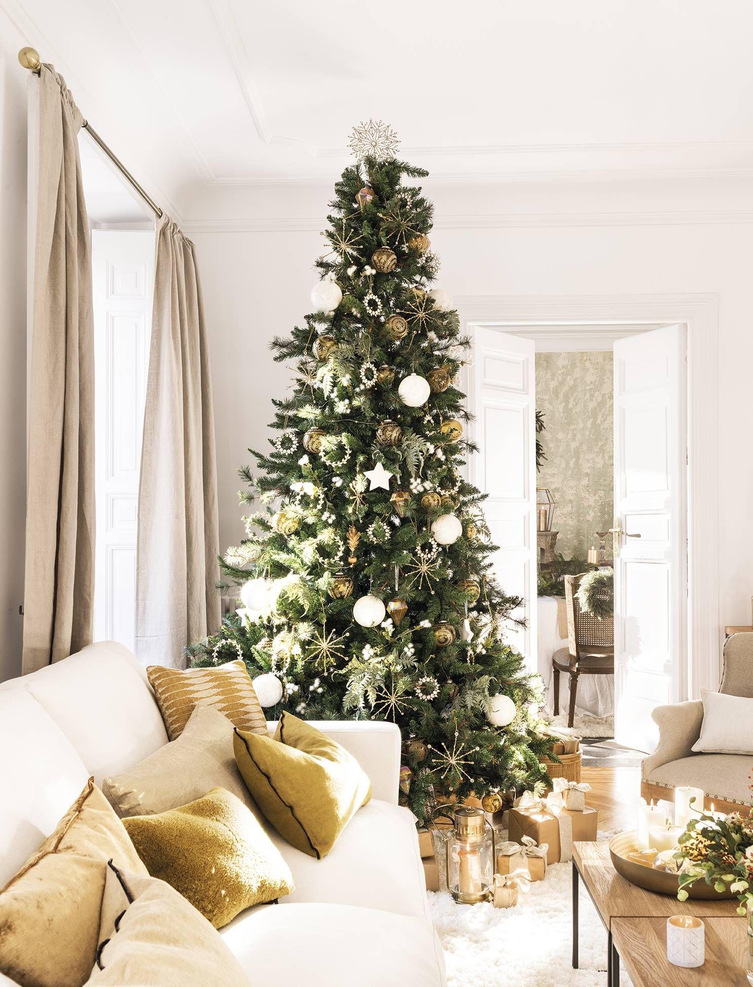 30++ Corte ingles arbol navidad blanco trends