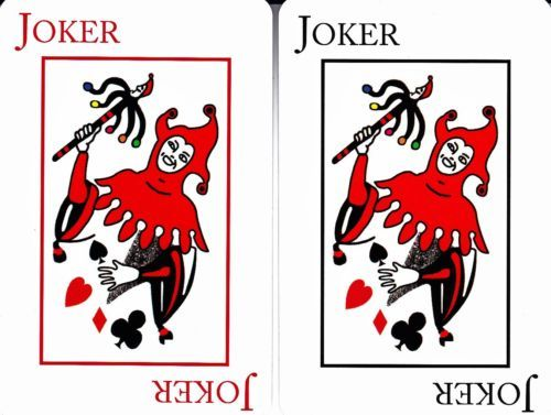 U1 Pair OF Jester Joker Jokers Mint Condition | eBay