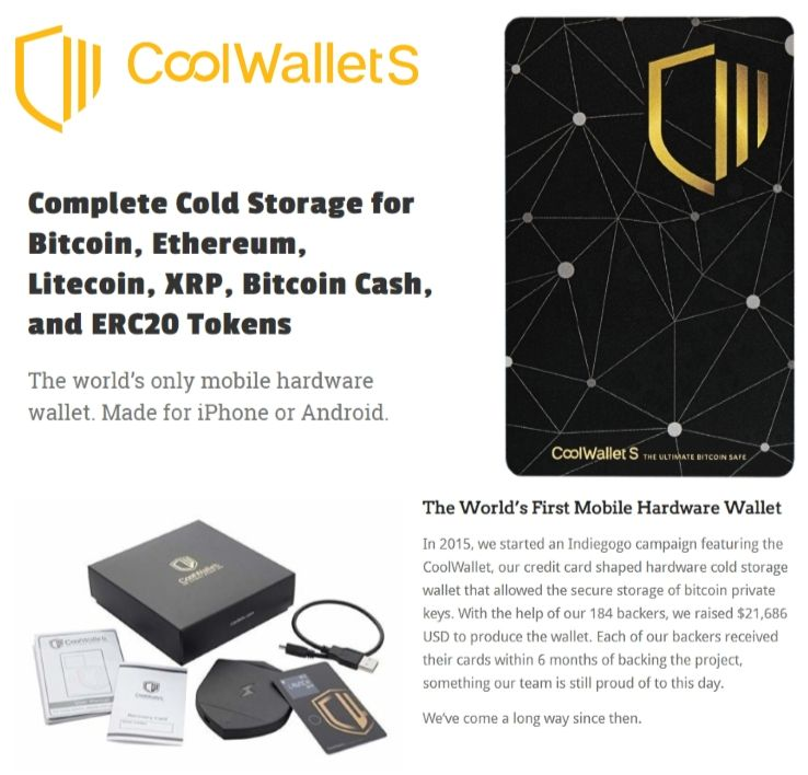 cryptocurrency storage best