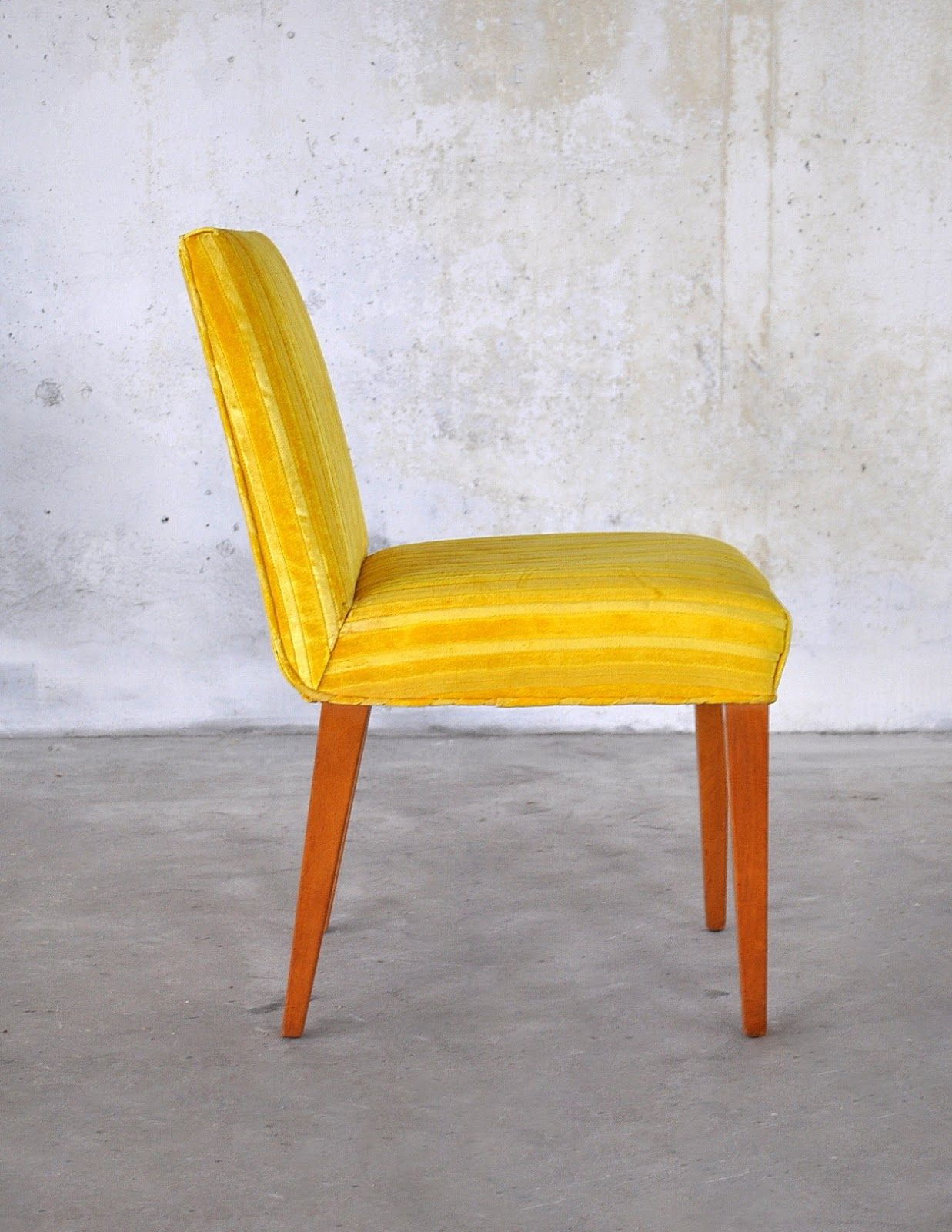 Yellow leather kitchen chairs sodakaustica pinterest