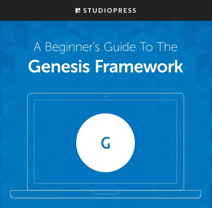 Free Beginner's Guide to the Genesis Framework