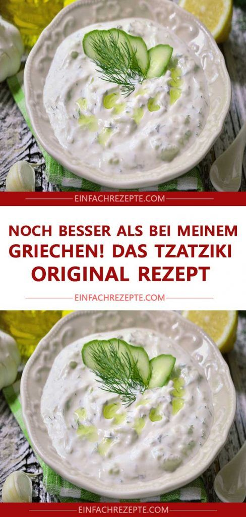 Photo of Even better than my Greek! THE Tzatziki Original R …