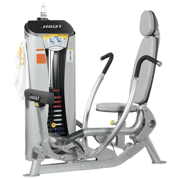 Hoist Fitness Systems Roc It Chest Press Hoist Fitness Commercial Fitness Equipment Gym Workouts