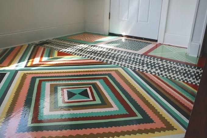 a ton of pattern