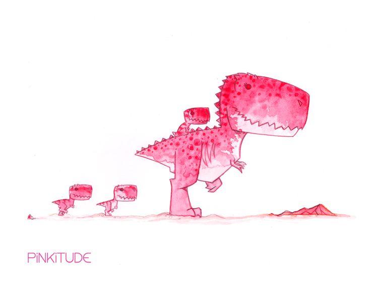 Mamma T Rex By Morganobrienart On Deviantart T Rex Tattoo Dinosaur Tattoos Cartoon Tattoos
