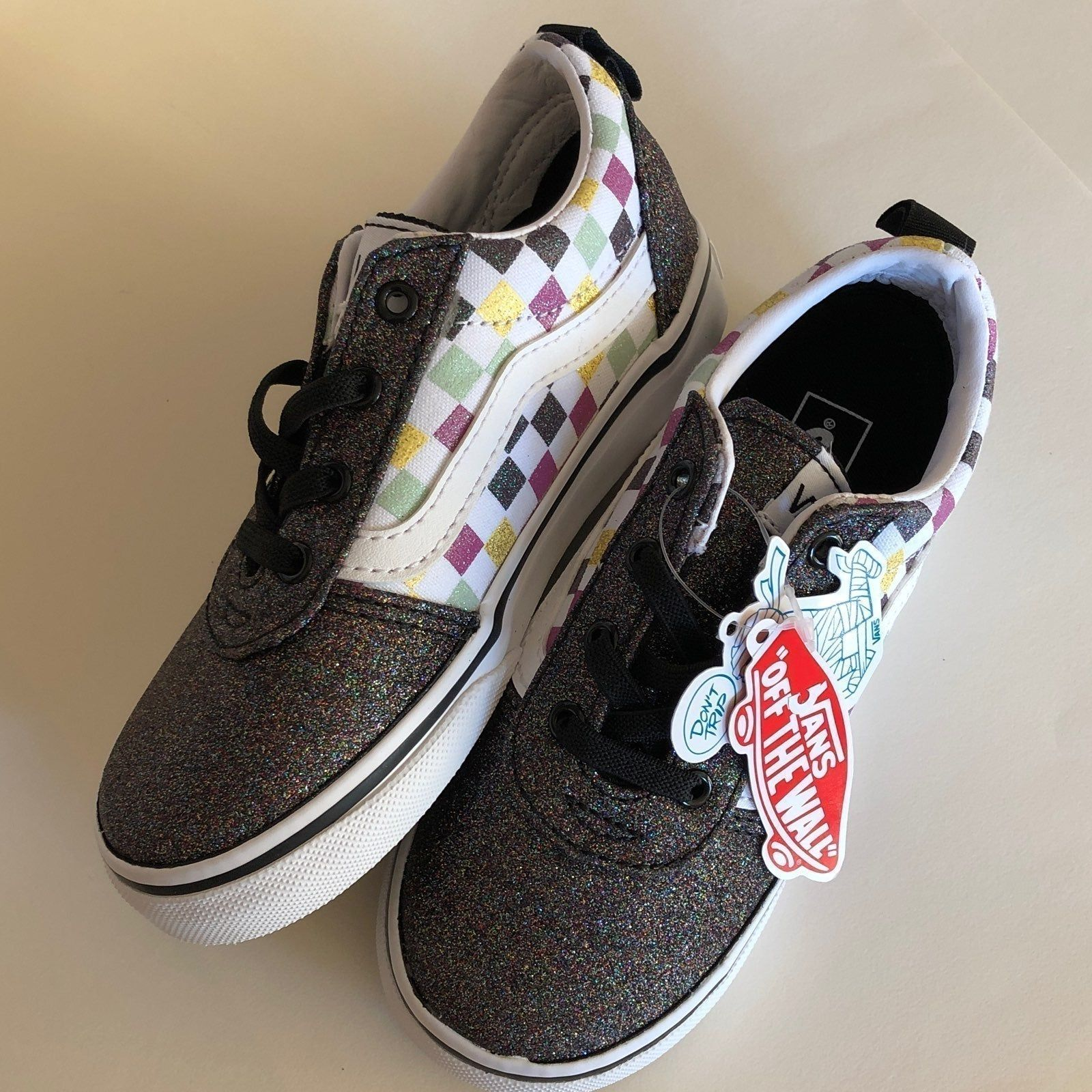 Brand new. Very cute VANS shoes with