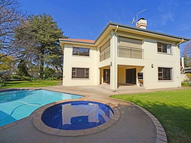 4 Bedroom House For Sale In Rynfield Kingstons Real Estate Real Estate Estates House Styles