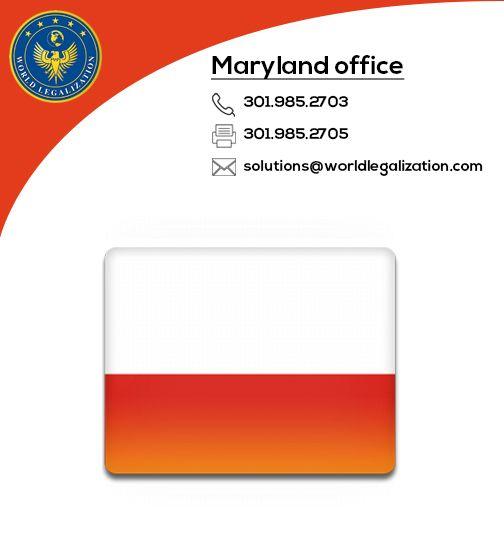 we provide authentication #Poland, legalization Poland, #documentslegalization Poland and more.