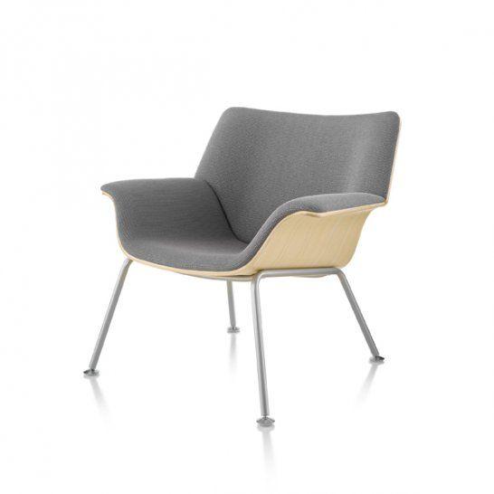 Swoop מבית Herman Miller כורסאות מעצבים פיטרו ריהוט משרדי Lounge Seating Furniture Lounge Furniture