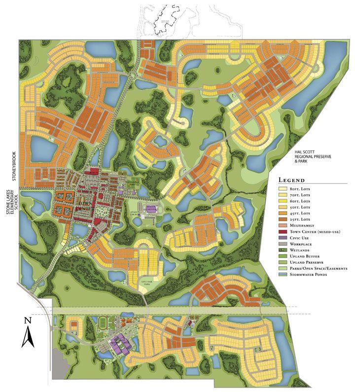 Avalon Park Community Map Homes Pinterest Infographics