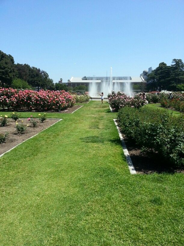 Rose garden expedition park Los Angeles | Favorite Places & Spaces ...