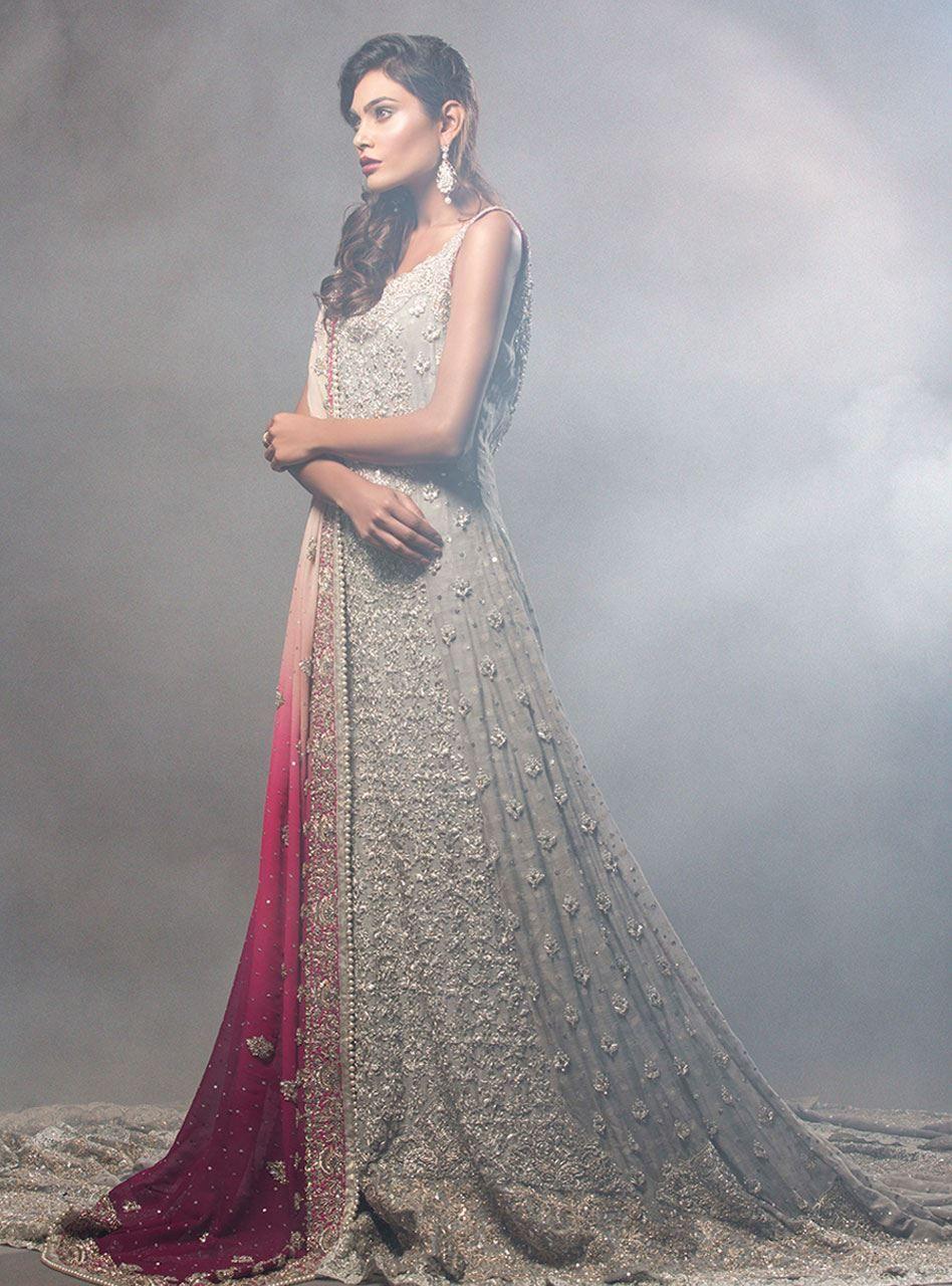 e214c5242c Asian Pakistani Indian Bridal dress tailormade in UK and Europe  #pakistanistyle #pakistanibridal #indianwedding #fashionweek  www.mizznoor.co.uk
