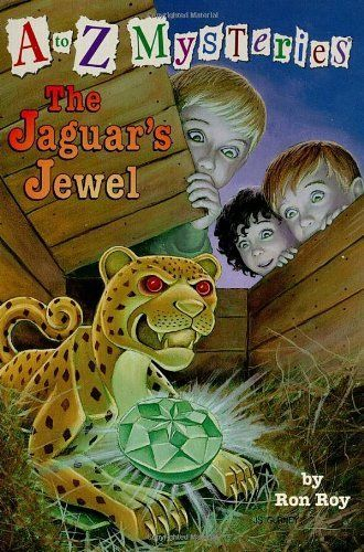 The Jaguar's Jewel (A To Z Mysteries) By Ron Roy, Http