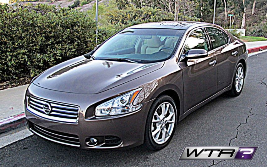 2014 Nissan Maxima Sv Review Why This Ride Nissan Maxima Nissan Maxima