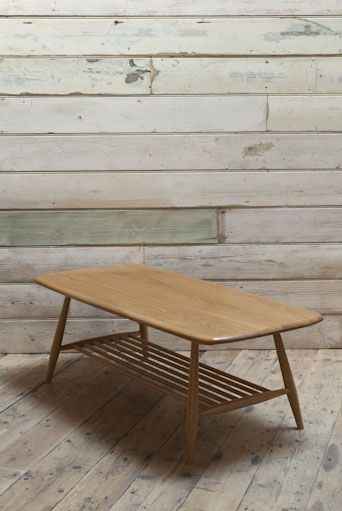 Ercol Coffee Table With Images Wooden Coffee Table Designs