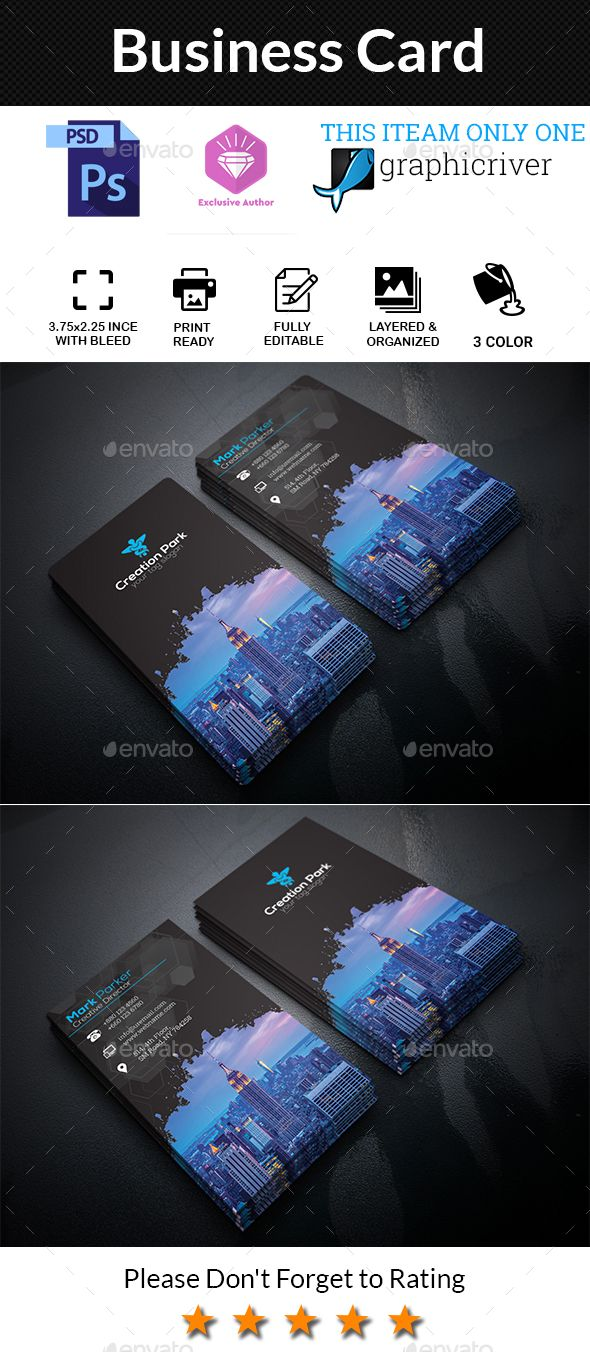 Business Card - Business Cards Print Templates | Business Card ...