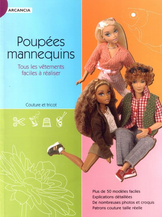 Free Copy of Patterns - Fashion Doll | BARBIE & KEN ? | Pinterest ...