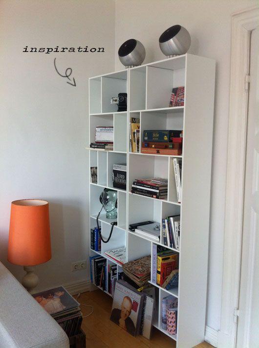 DIY 02 Ikea Hack Billy Regal