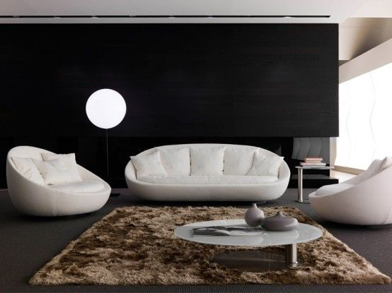 Modern Living Room Sofa Lacon By Desiree Divano Modern