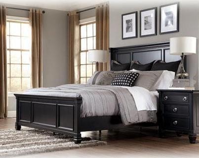 Elegant Ashley Furniture Greensburg Bed King Size