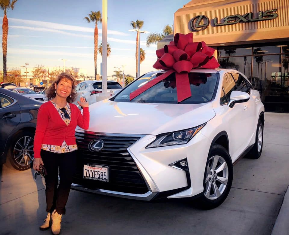 Dealer Daily Lexus >> Daily Little Wins Congratulations Parvin On Your New Car