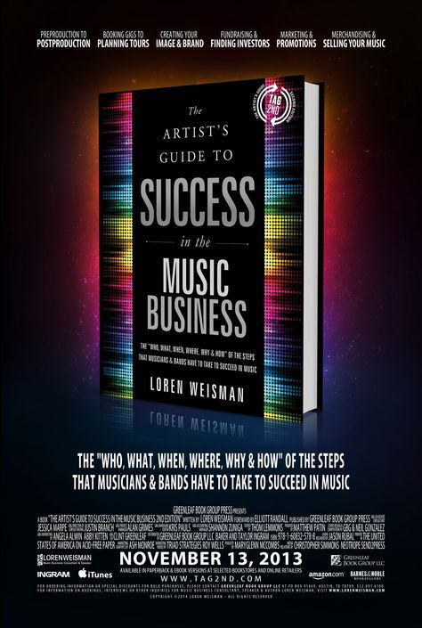 The A Guide to your Music Success