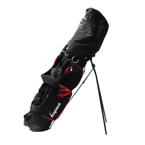 Herren Golfset  3x Super Stainless Stell Woods  9x Stainless Steel Irons  1x Face Milled TI-Matrix-Putter  1x Durable Light Weight Stand Bag  3x Deluxe Oversized Headcovers